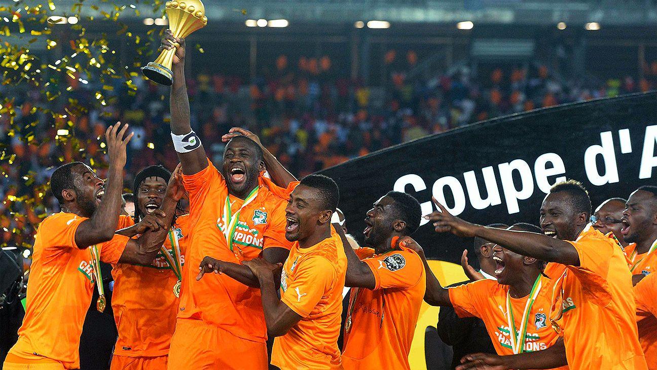Ivoorkust wint de Africa Cup